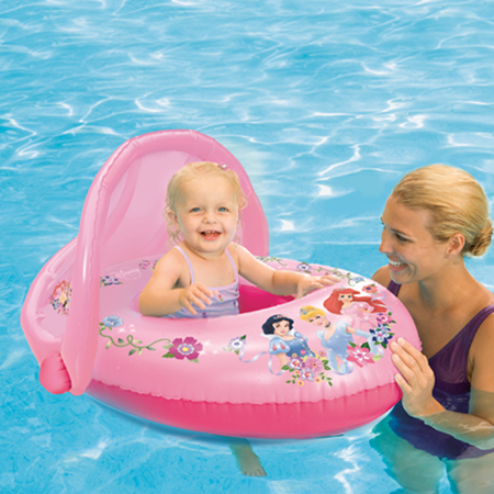 Disney Princess Sun Canopy Baby Float Everything Princesses