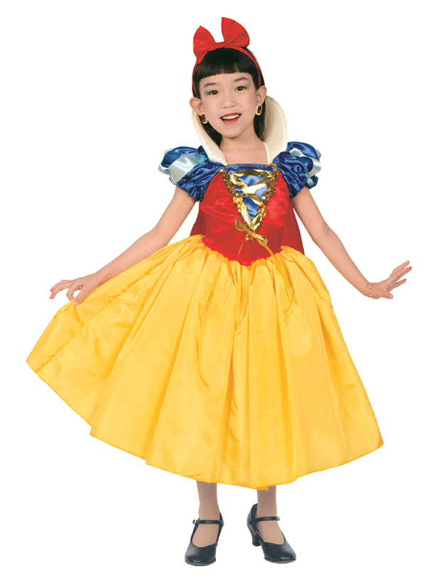 Deluxe Snow White Dress - Everything Princesses
