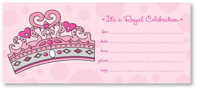 Prince Baby Shower Invitation with beautiful invitation design
