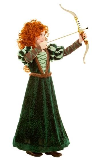 Princess Merida Dress