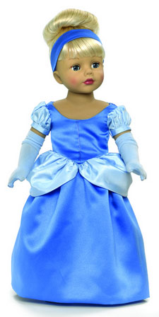 Cinderella Baby Doll 18 Inch Everything Princesses