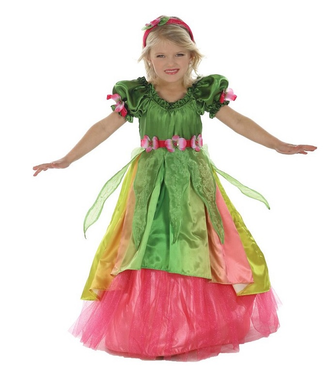 Flower Princess Dress