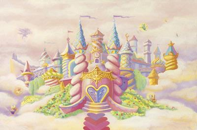 Princess Castle   Wallpaper Mural Part 27