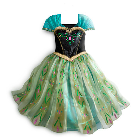 Princess Ana Dress