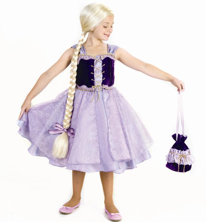 Traditional Rapunzel Dress