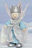 Budkin Snow Queen Play Figure