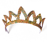 Gold Star Quality 7-Point Tiara