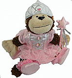"Pink Princess 12"" Doll Outfit"