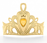 Diva Gold Soft Crown