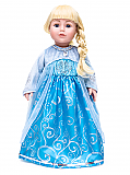 Ice Princess Doll Dress