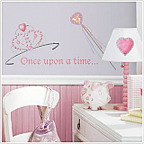 Princess Bling Wall Stickers