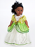 Frog Princess Doll Dress