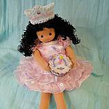 Birthday Princess Musical Doll - Ethnic