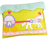 Carriage Tooth Fairy Pillow