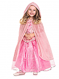 Light Pink Princess Cloak