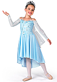 Deluxe Snow Queen Dress