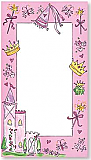 Princess Palace & Crowns Invitations
