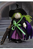 Witch Play Figure