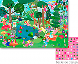 Forest Fairy Princess Placemat