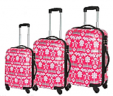 Princess Tiara Rolling Luggage