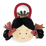 Precious Little Princess Purse - Red