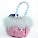 Mini Felt Party Purse