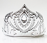 Soft Ice Princess Crown
