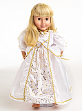Princess Bride Doll Dress New!